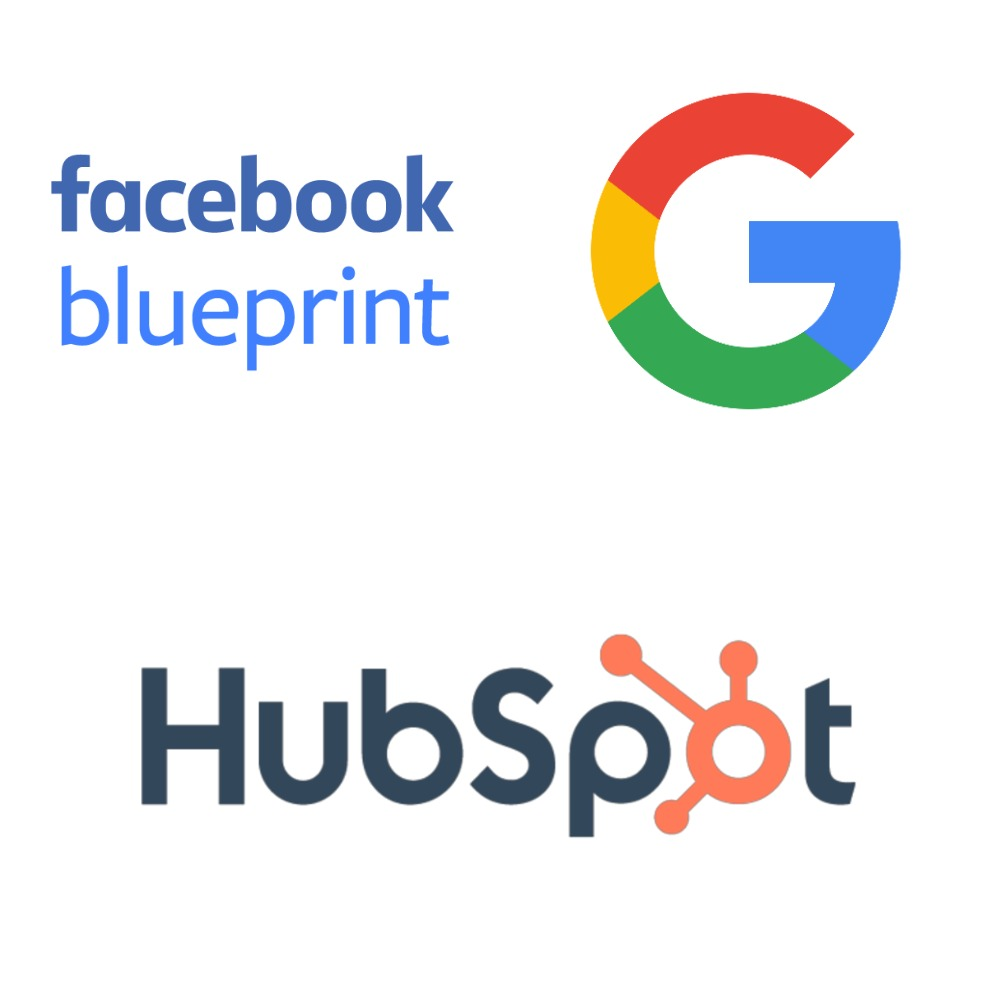 DMI Partner Courses from Google, Facebook & HubSpot
