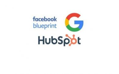 Facebook, Google & HubSpot Courses Now Available to All DMI Students…