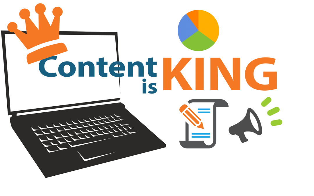 Content Marketing Basics: Part 1