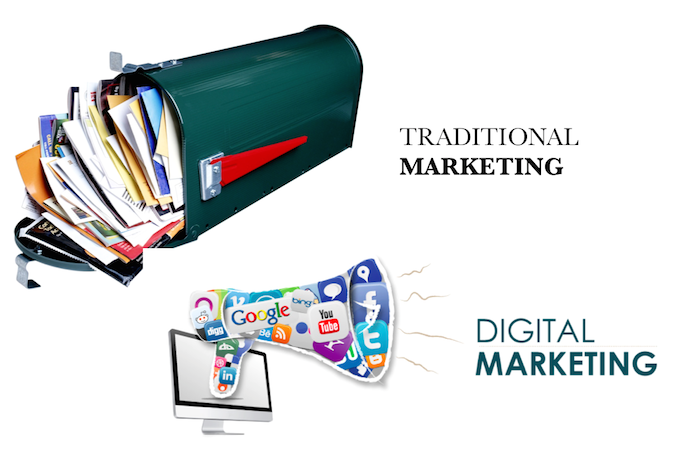 Why Traditional Marketers Need to Upgrade to Digital