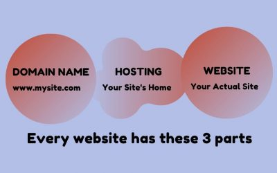 Developing a Website? Learn about Domains and Hosting (part 1)