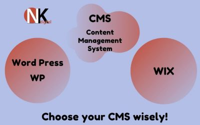 Developing a Website? Learn about CMS / WordPress / Wix (part 2)