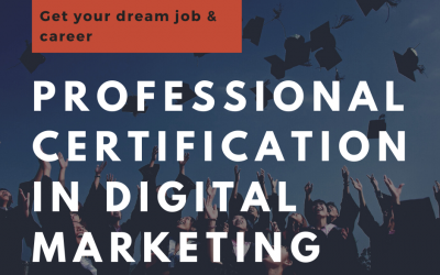How Certification in Digital Marketing Gets You a Dream Job
