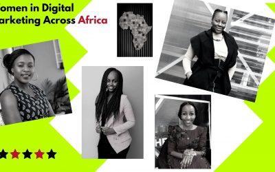 Women in Digital Marketing across Africa