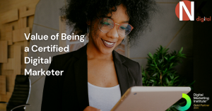 Value of Being a Certified Digital Marketer